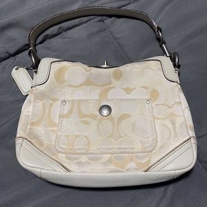 Coach Chelsea Canvas Handbag
